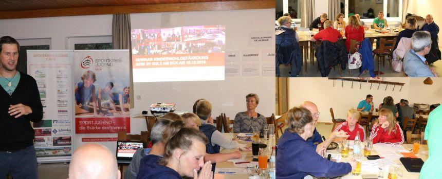 Bestürzend, lehrreich und überaus wichtig, das Seminar zum Thema Kindeswohlgefährdung